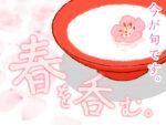 春の日本酒の特徴とは?「四季」によって違う日本酒の旬の味わいを知ろう!