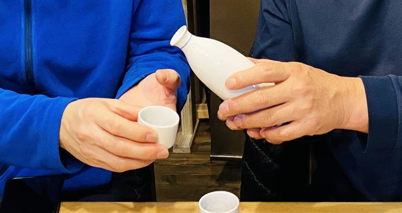 日本酒には色々とマナーもある!