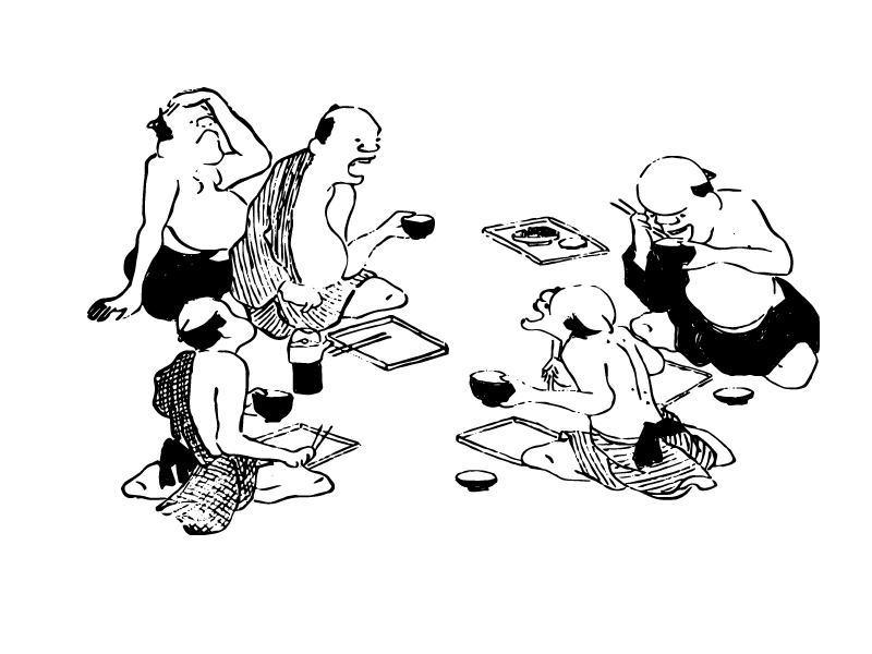 江戸時代の人は酒豪?!「酒合戦」で盛り上がった!