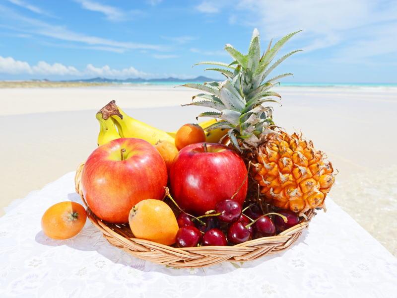 初夏に美味しい!旬の果物4選